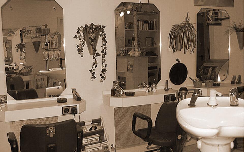 Ihr Friseur Lüdenscheid aus vergangenen Tagen