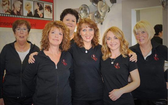 Haarparadies Team 2019